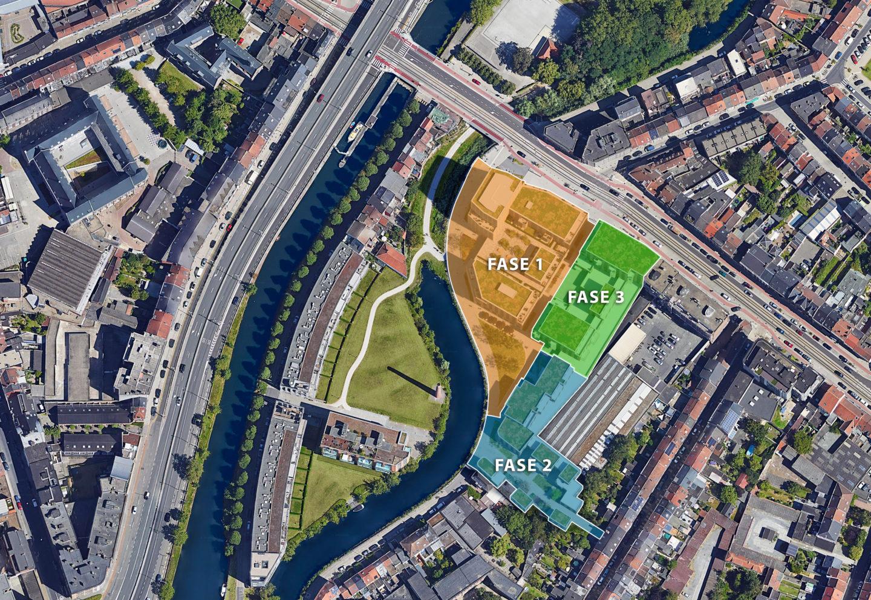 AM Oryx Keizerpoort CAM Masterplan Phases final 18122019